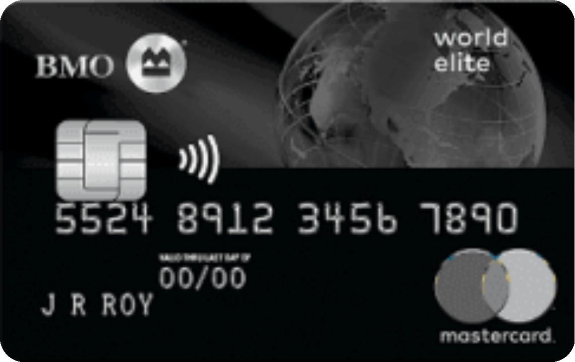 BMO® World Elite® MasterCard®